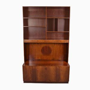 Danish Rosewood Bookshelf by Ib Kofod Larsen for Klim Møbelfabrik, 1970s