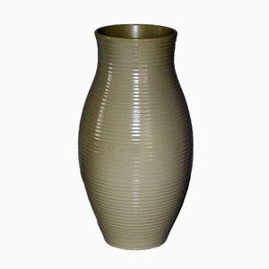 Große Vintage Keramik Bodenvase von Gmundne Keramik