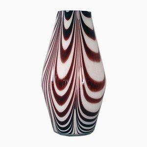 Große Boden Vase von Carlo Moretti, 1950er