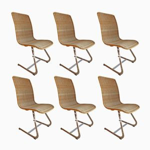 Dining Chairs by Richard Young for Merrow Associates, 1970s, Set of 6