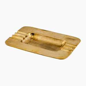 French Ashtray in Brass, 1950