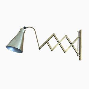 Pantograph Wall Lamp, 1960s