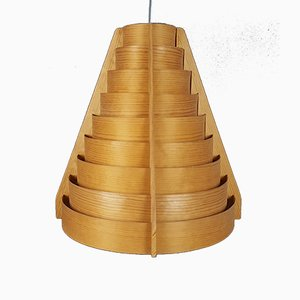 Mid-Century Large Pendant Light by Hans-Agne Jakobsson for Ellysett