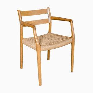 Nr. 67 Chair aus Teak von Niels O. Møller für J.L. Møllers, 1960er