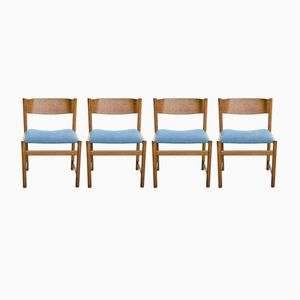Dining Chairs by Cees Braakman for Pastoe, 1950s, Set of 4