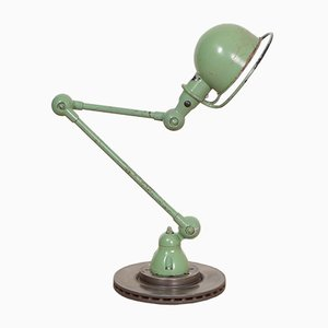 Vintage 2-Armed Work Light by Jean-Louis Domecq for Jieldé