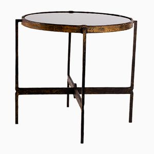 Hungarian Wrought Iron Side Table