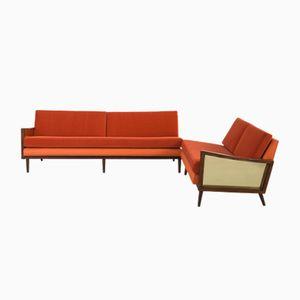 Canapé Sectionnel Vintage par Lawrence Peabody pour Richardson Bros. Co.