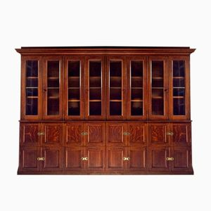 Antique Victorian Oak Cabinet