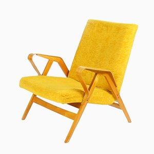 Sessel aus Buche von Tatra, 1960er