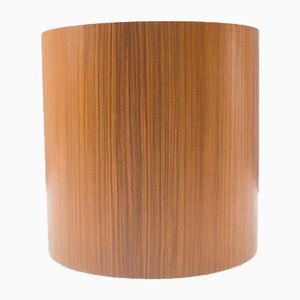 Scandinavian Teak Veneer Bar or Side Table, 1960s