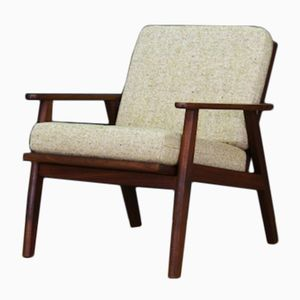 Vintage Teak Armchair