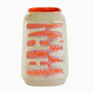 Vintage Large Green Floor Vase