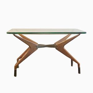 Mid-Century Sculptural Coffee Table