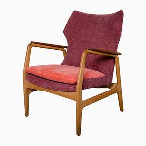 Wingback Chair by Aksel Bender Madsen for Bovenkamp, 1960s