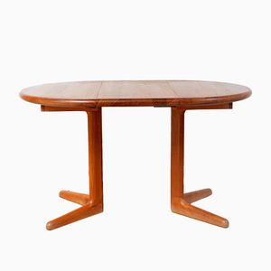 Tavolo da pranzo Mid-Century allungabile di Korup Design, Danimarca