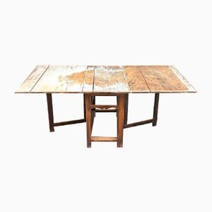 18th Century Swedish Foldable Table