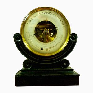 Antique French Barometer, 19th Century