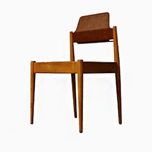 Mid-Century SE119 Church Chair by Egon Eiermann for Wilde & Spieth