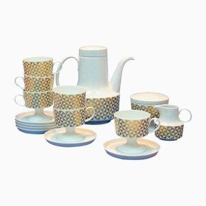 Set da caffè vintage in porcellana di Rosenthal