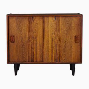 Mid-Century Danish Rosewood Veneered Cabinet