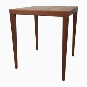Table d'Appoint par Severin Hansen, Danemark, 1960s
