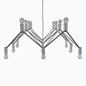 17-Light Chandelier, 1960s