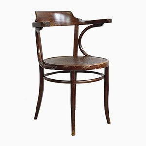 No. 233 Bentwood Armchair by Michael Thonet for Cosmos, 1910s