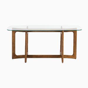 Table Console Mid-Century par Adrian Pearsall pour Craft Associates