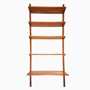 Vintage Teak Shelving Unit by Paul Cadovius