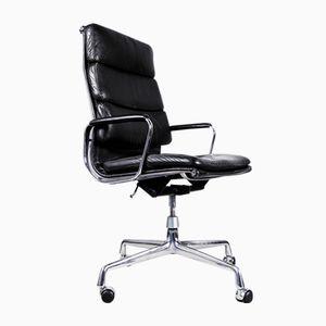 Chaise à Coussin EA 219 Vintage par Charles & Eames pour Herman Miller