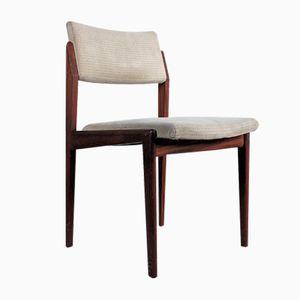 Vintage Teak Esszimmerstühle von Rudolf Glatzel für Thonet, 4er Set