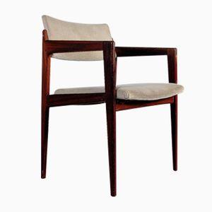 Vintage Teak Armlehnstuhl von Rudolf Glatzel für Thonet