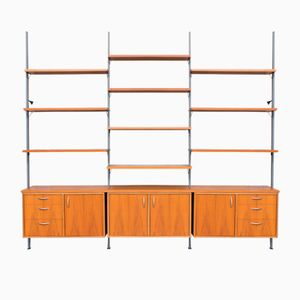 Shelving System with Cabinets by Olof Pira, 1970s