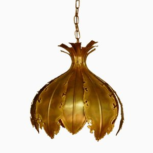 Vintage Danish Pendant Lamp by Holm Sorensen Co, 1960s