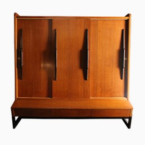 Oak Sideboard, 1940s