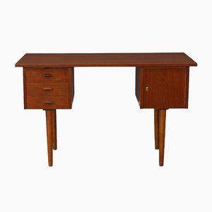 Vintage Small Teak Desk