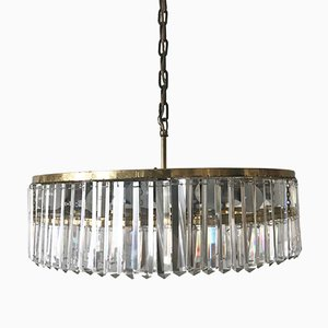 mid century modern sputnik h ngelampe mit 18 leuchten bei. Black Bedroom Furniture Sets. Home Design Ideas