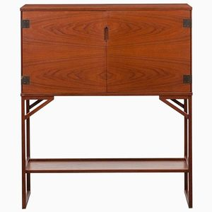 Mid-Century Bar Cabinet by Svend Langkilde