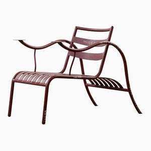 Vintage Thinking Man's Chair by Jasper Morrison for G. Cappellini
