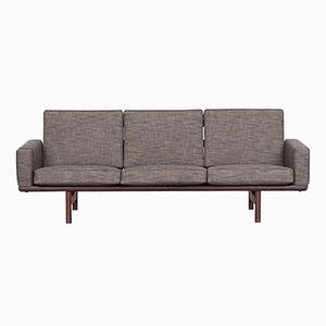 Vintage 3-Sitzer Sofa von Hans J. Wegner für Getama