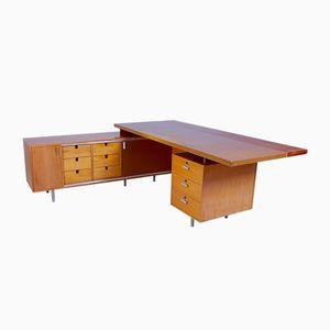 Vintage Corner Desk from ISA Bergamo, 1960s