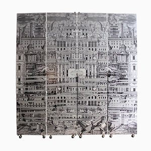 Reflecting City Screen by Atelier Fornasetti, 2001