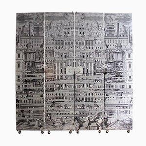 Reflecting City Wandschirm von Atelier Fornasetti, 2001