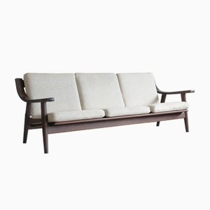 Vintage Model GE-530/3 Sofa by Hans J. Wegner for Getama