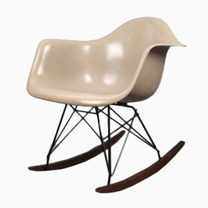 Mid-Century RAR Armchair by Charles & Ray Eames for Herman Miller
