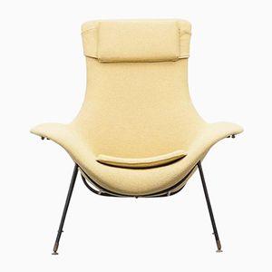 Vintage Sessel von Augusto Bozzi für Saporiti
