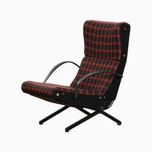 Vintage Sessel von Osvaldo Borsani für Tecno