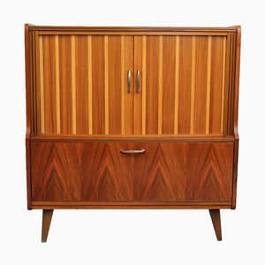 Cabinet in Walnut, 1950s