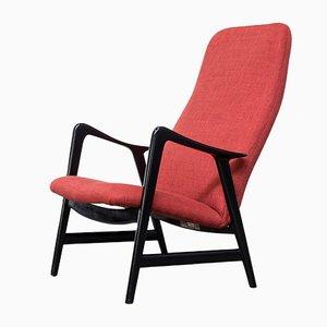 127/57 Sessel von Alf Svensson für Artifort, 1950er